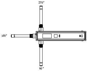 TIME3210粗糙度仪传感器位置的选择